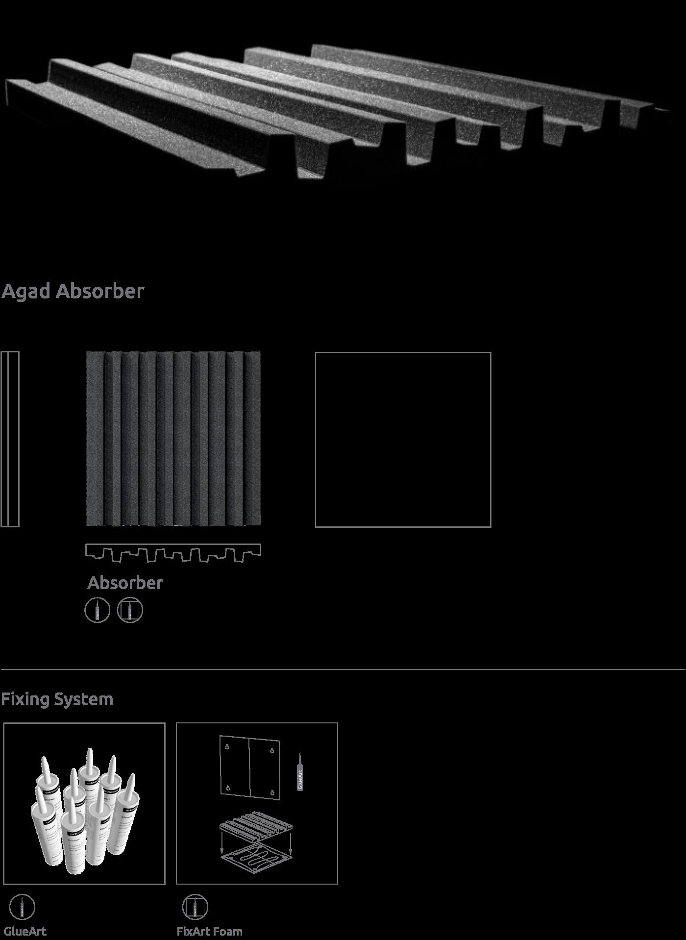 Artnovion product agad absorber 465bfc5608