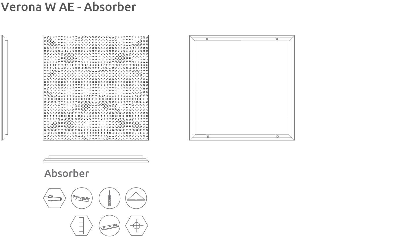 Artnovion product verona w ae absorber 34e7318c94
