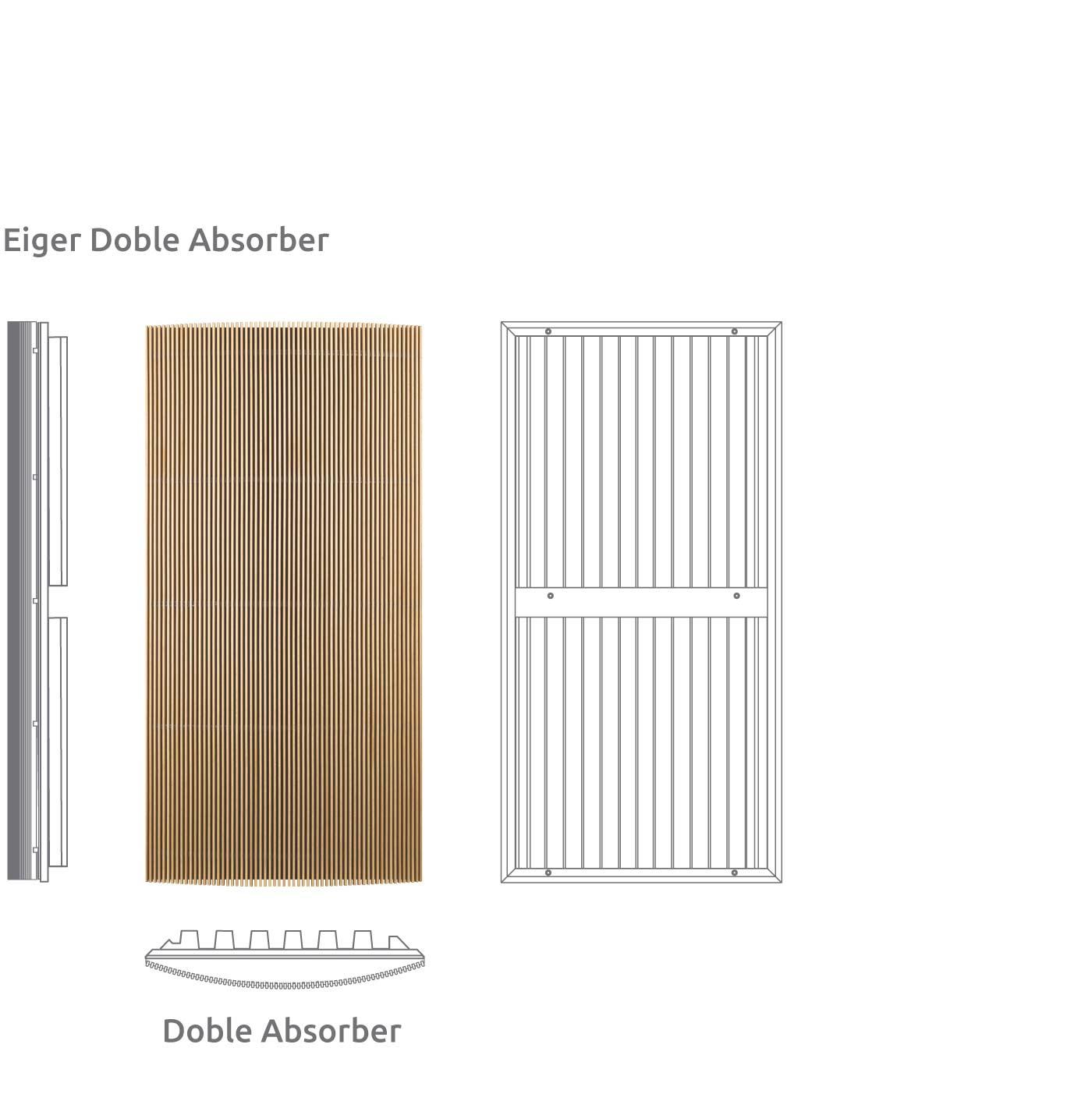 Artnovion product eiger doble w absorber 483d319cc3