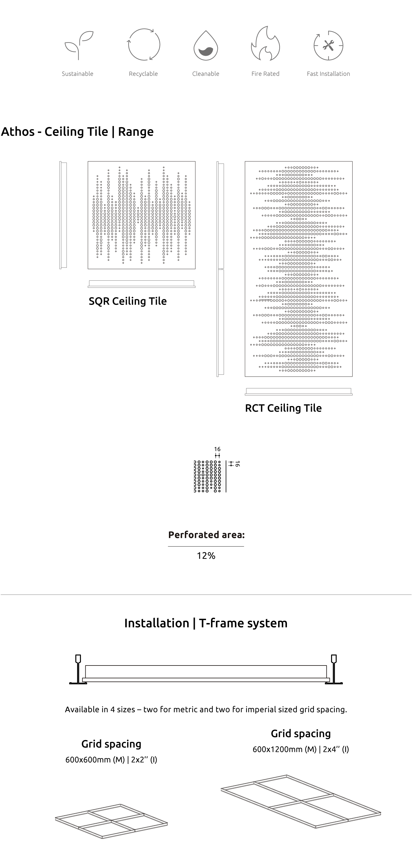 Artnovion product athos ceiling tile range 413bd171ec