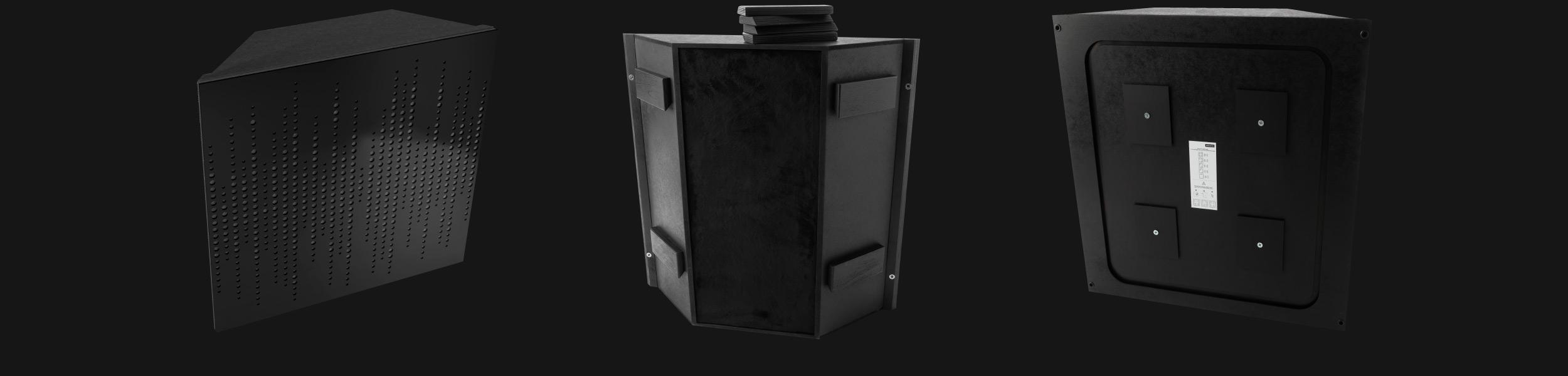 Artnovion product basstrap corner perforated a31238655b